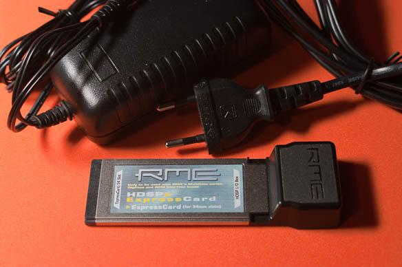 RME HDSPe ExpressCard