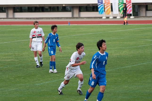 東京国際ユース(U-14)サッカー大会 準決勝