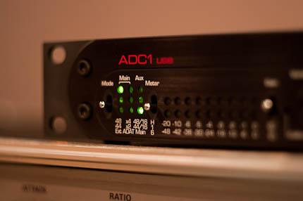Benchmark ADC1 USB #1