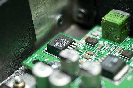Benchmark DAC1 Sound Check