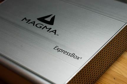 Magma ExpressBox1 #1