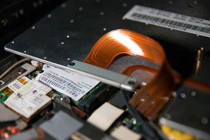 T60pのキーボードが