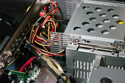 PC for ProTools|HD - assembly
