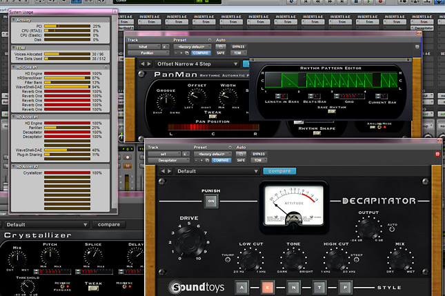 SoundToys TDM Effects V4