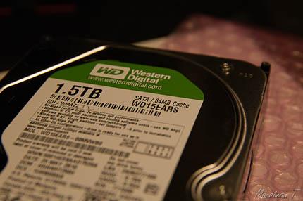 1.5TB HDD