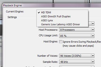 Pro Tools HD 9