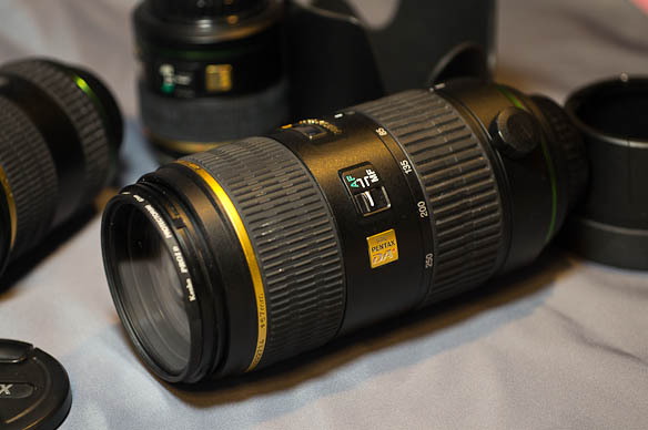 SMC PENTAX-DA★60-250mmF4ED [IF]SDM
