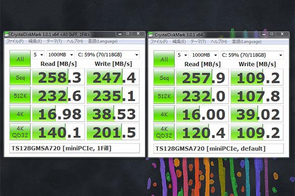 Transcend mSATA SSD MSA720