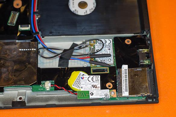 X230T and mSATA SSD