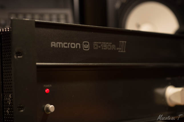 Amcron D-150A Series II