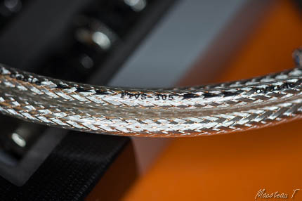 BNC cable with FTVS-305