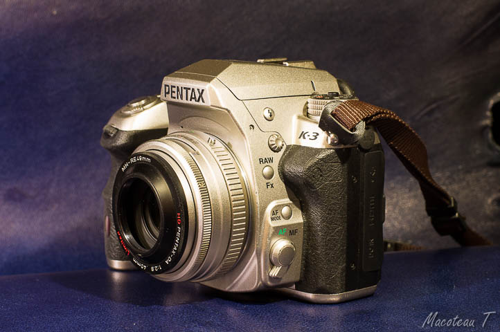 lens hood Pentax MH-RE49